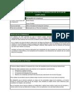 AEC 2 Elaboracion de un Plan de Compliance
