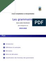 Compilation - Les Grammaires.pdf