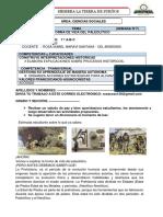 8VA SEMANA DPCC PRIMERO DE SECUNDARIA