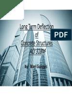 Long Term Deflection in ACI 318.pdf