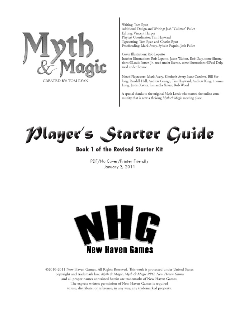 Myth magic revised players starter guide dwarf dungeons myth magic revised players starter guide dwarf dungeons dragons dwarf middle earth fandeluxe Choice Image