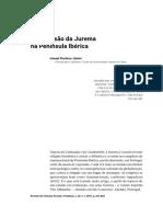 TEXTO A expansão da Jurema na Peninsula Iberica Pordeus Jr
