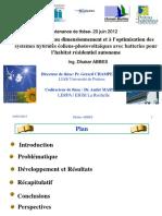 Contribution au dimensionnement et à l'optimisation des HES.pdf