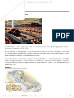 O Santuário na história do mundo _ Adventismo em Foco