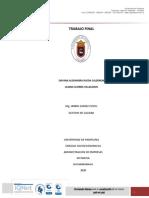 GESTION DE CALIDAD PARCIAL