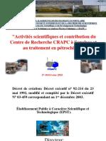 CRAPC - CRD - 17 et 18-02-2015