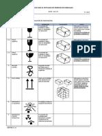 Simbologia Para Empaques y Embalajes