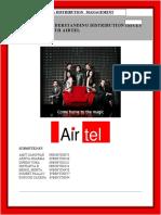 Airtel Distribution