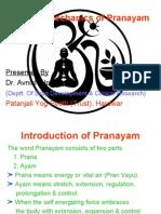 Clinical Mechanics of Pranayam