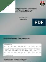 Bab 5 Infrared Spektroscopy Untuk Padatan