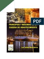 LIBRO PRINCIPIOS Y MÁXIMAS DE LA CADENA DE ABASTECIMIENTOS, 2018