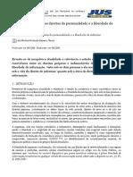 Considerações sobre os direitos da personalidade e a liberdade de informar - Jus Navigandi