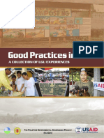 Good Practices in SWM - A Collection of LGU Experiences