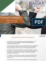 Coronatracking-uy de Grupo Radar - Semana_9