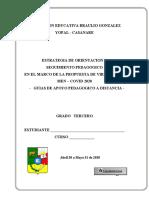 3° ESPAÑOLFORMATO GUIAS DE APOYO VIRTUAL COVID 2020- Abril - Mayo No resuelto.docx