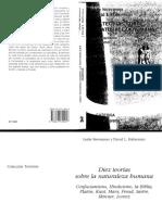 Habernman, D y Stevenson, L (2001) Diez Teorias Sobre La Naturaleza Humana