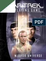 Star Trek RPG - Mirror Universe - Through a Glass Darkly