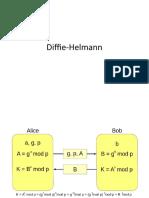 Diffie Helmann