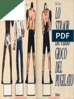 Guido Crepax - Lo Straordinario Gioco Del Pugilato