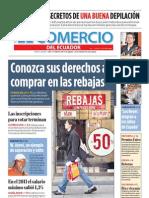 El Comercio del Ecuador Edición 250