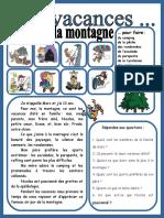 les-vacances-dete-a-la-montagne-1-comprehension-orale-feuille-dexercices 26631