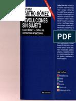 Revoluciones sin sujeto. Slavoj  y la crítica del historicismo posmoderno