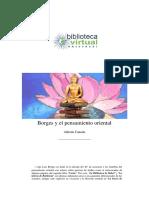 Borges y el pensamiento oriental -  Canedo, Alfredo.pdf
