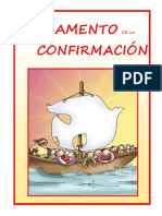 TEMA SACRAMENTO DE LA CONFIRMACIÓN CATEQUESIS