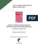 FILOSOFIA, TEORIA Y CAMPO DE LA EDUCACION.pdf