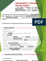 10. Segunda Venida y Rapto de la Iglesia.pptx