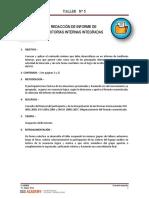 C-AIHSEQ Taller 5 Informe de  Auditorías