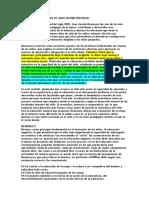 PENSAMIENTO EDUCATIVO DE JUAN JACOBO ROUSSEAU