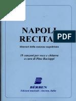 NAPOLI recital - 18 canzoni per voce e chitarra - 70 pag.pdf