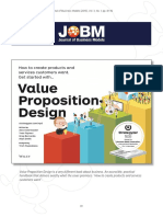 Art Value Proposition Desing