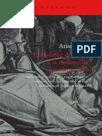 El hombre de genio y la melancolía, Aristóteles.pdf