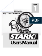 Stark Drive Users Manual