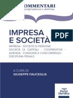 G. Fauceglia - Commentari di giurisprudenza e dottrina