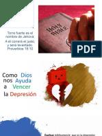 Como Dios nos ayuda a vencer la depresión