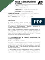 """ACTIVIDAD 2.  """"Funciones y Rasgos del Liderazgo  Pedagogico en los Centros de  Ensenanza """""""