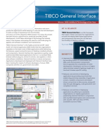 TIBCO General Interface