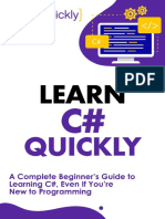 coll - Learn C# Quickly A Complete Beginner's Guide to Learning C#, Even If You're New to Programming (2020)