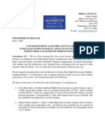 2020-06-02 Lawyers Expand Investigation Into Guilford County Schools News Release
