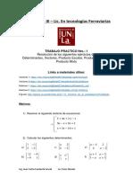 TP1-Matrices-Vectores