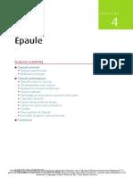 Échographie musculosquelettique 2