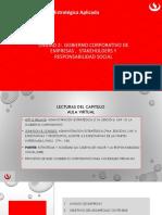 Tema 2.1 Gobierno Corporativo  y Stakeholders 2020