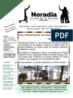 Boletin1 La Voz De la Tercera. Geriátrico Municipal - El Perdido Voluntariado Social - Marzo 2020