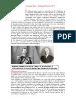 Actividad Nº 5 -Revolución Rusa