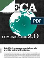 Revista GECA nº 15 - Especial Cultura 2.0