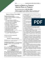 Complemento Direito Do Trabalho - Auditor Fiscal