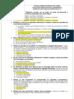 EXAMEN DE SOCIOLOGIA PRIMER PARCIAL